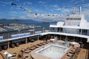 Regent deck