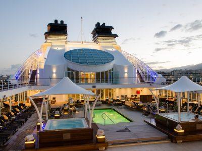 Seabourn schip