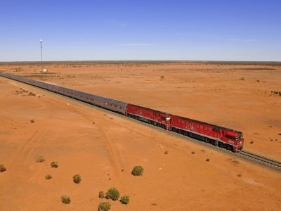 The Ghan Australiè