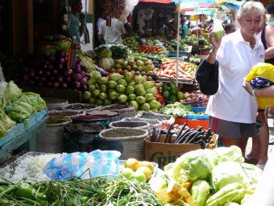 Markt in Higuey