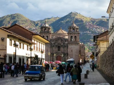 PERU, DE BAKERMAT VAN DE INCA'S